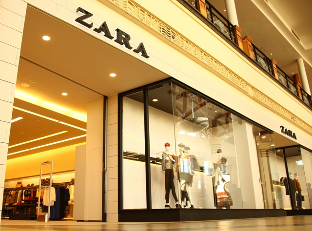 Zara Opening – Images & Review