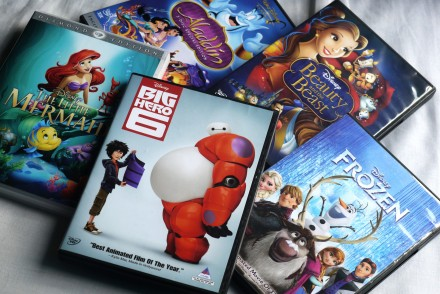 Best Animated Disney Movies