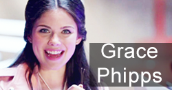 interview with Grace Phipps from the Disney Channel
