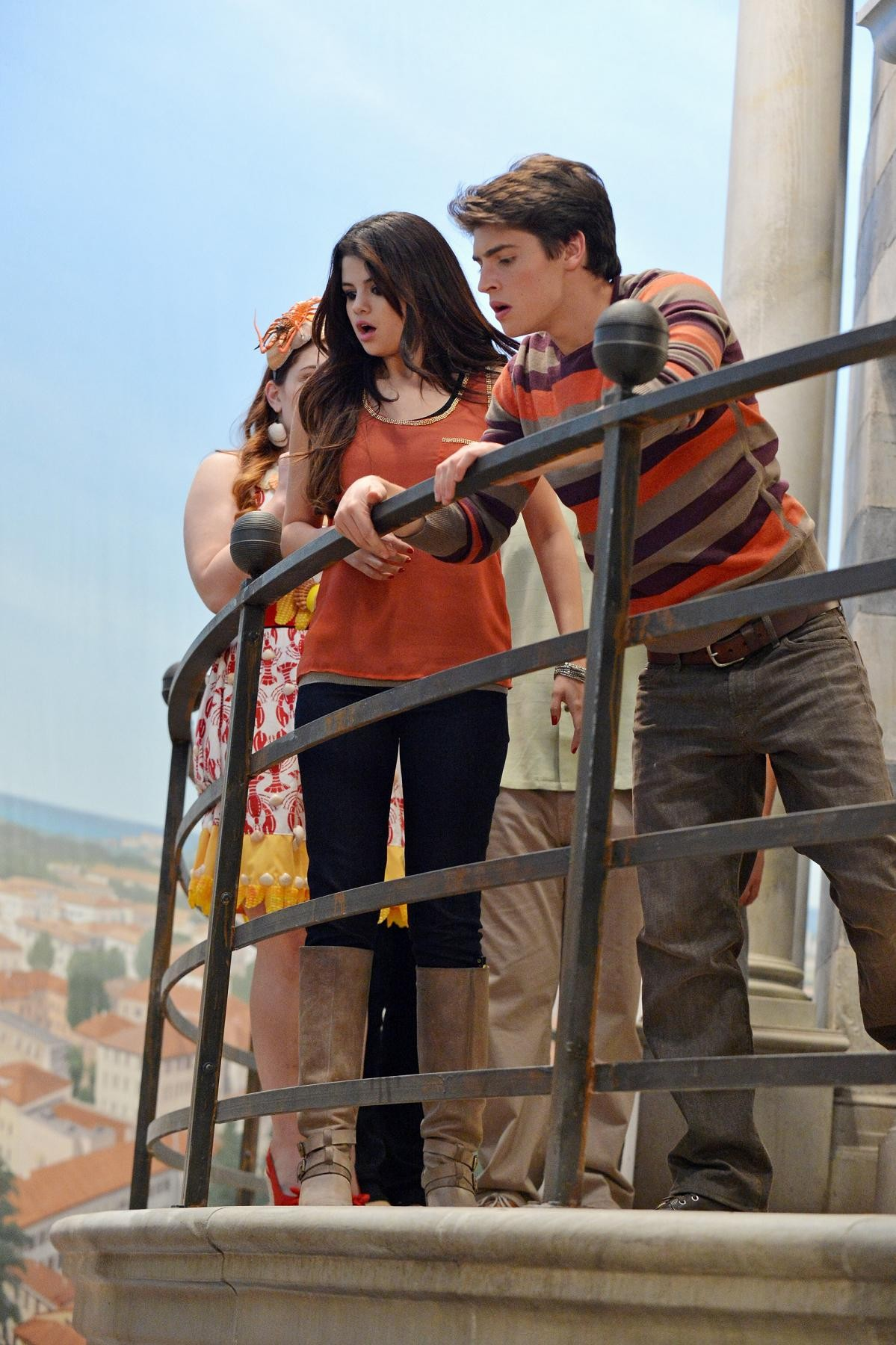 """Disney Channel's """"The Wizards of Waverly Place"""" – Season Four"""